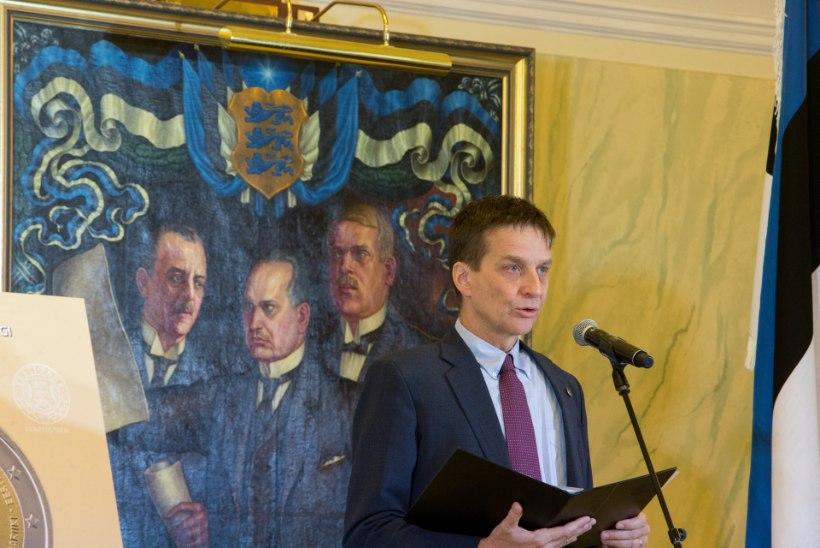 Ardo Hansson praegusest valitsusest: see kooslus ei istu mulle, ma ei kiida seda heaks