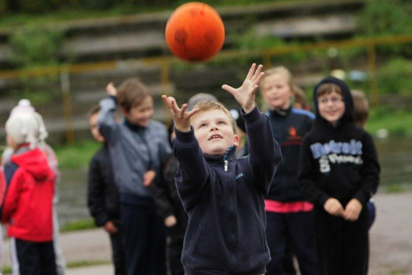Rahvastepall: lapsed tahavad mängida, aga teadlased ei taha lubada