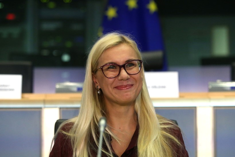 Europarlament kiitis heaks Kadri Simsoni Euroopa Komisjoni energeetikavolinikuna