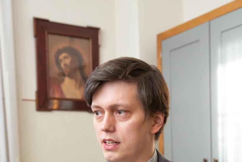 """Kirikuõpetaja """"Homoküsimusest"""": kui ei oleks homoparaade, ei oleks ka seda raamatut"""