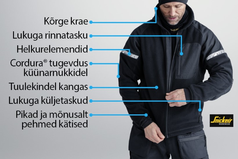 Eesti kliimas saab kvaliteetset Softshelli kanda igal aastaajal