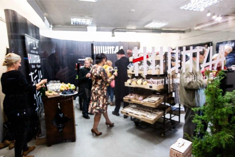 GALERII | Tallinnas avati ajutiselt Hiiumaa saatkond