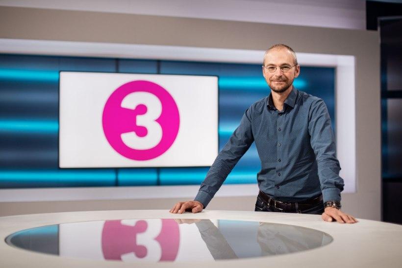 """Telejuht Raimo Kummer: """"Ma olen korranud oma tütrele nagu mantrat: """"Vaata, et sa realitysse ei lähe!"""""""""""