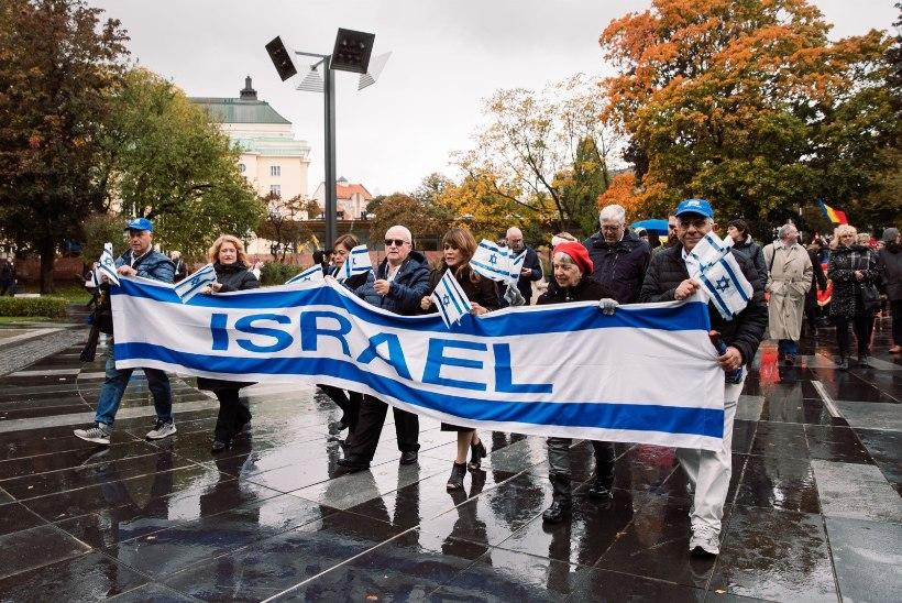 GALERII   Lionsi heategijad 56 riigist marssisid Tallinnas