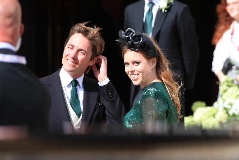 Printsess Beatrice on juba fantastiline kasuema