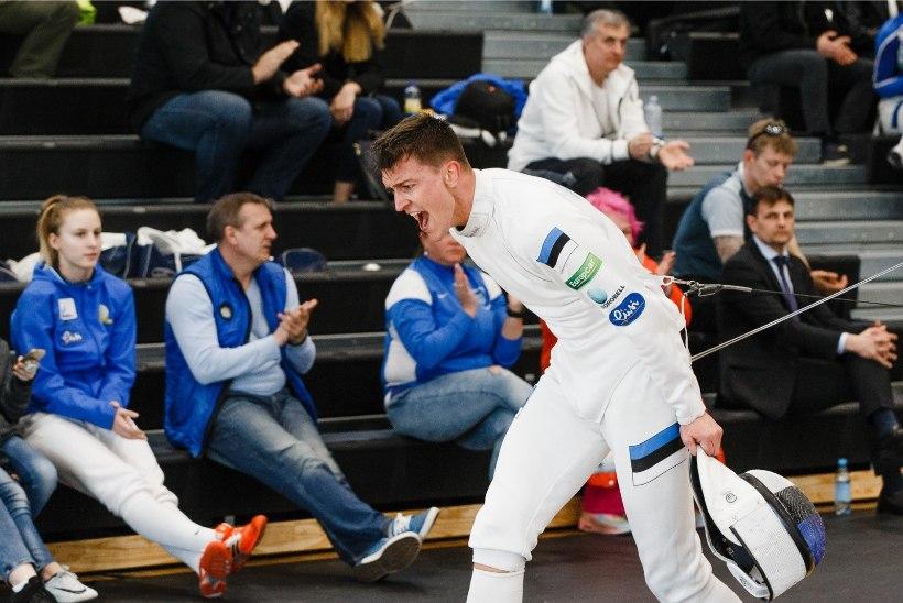 HURRAA! Sten Priinits jõudis kolmandat turniiri järjest finaali