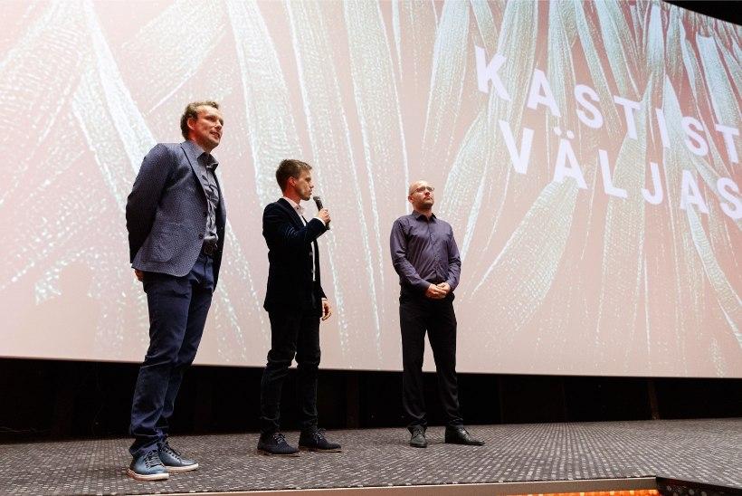 GALERII | Vaata, kes jalgpallitippudest Vassiljevi filmi esilinastusele ilmusid!