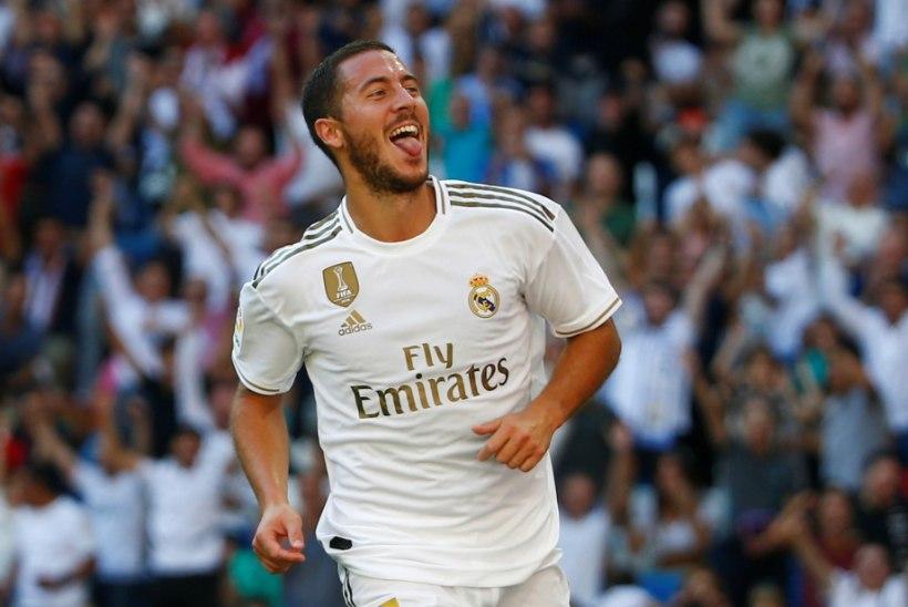 VIDEO | 100 miljoni euro mees lõi lõpuks Reali eest värava, ja üsna edeva!