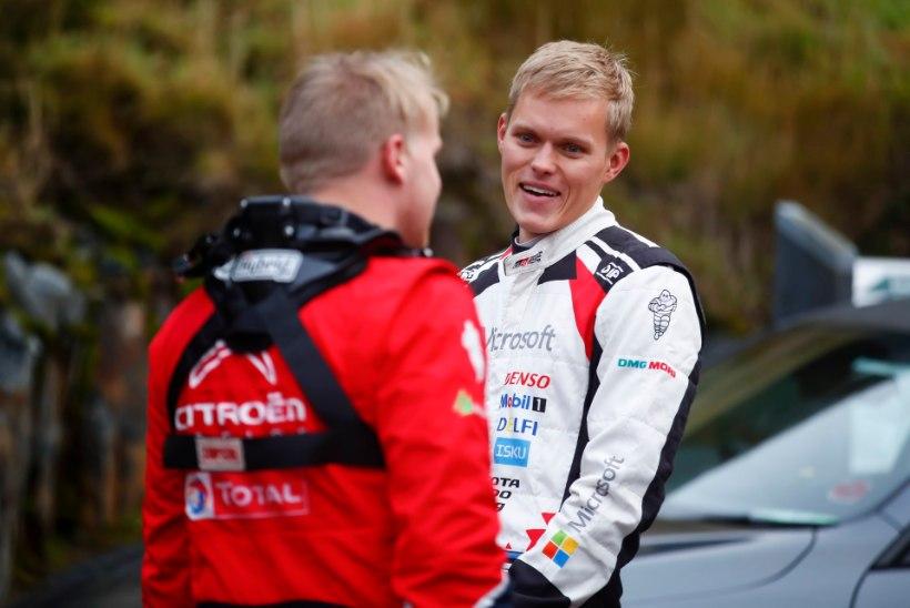 Tänak pingutas meeletult, eestlase sõit võttis Mäkineni hingetuks: nüüd tean, mis tunne on neli minutit mitte hingata!