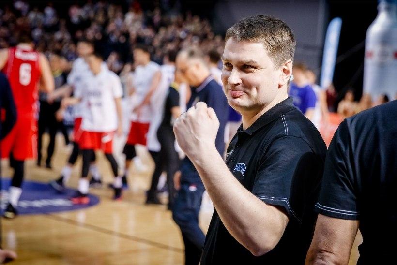SUPER! Alar Varrak juhendas meeskonna oma Venemaa debüüdil võiduni