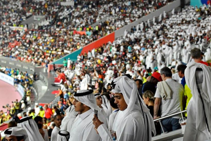 """Doha MMi publikuprobleem lahendati """"räpaste"""" võtetega?"""