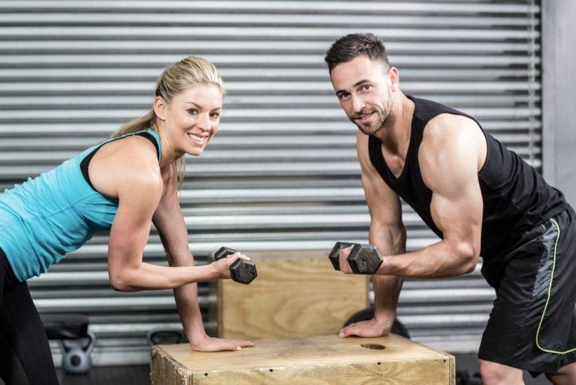 Ohhoo! Armumine lisab treeningutele tõhusust