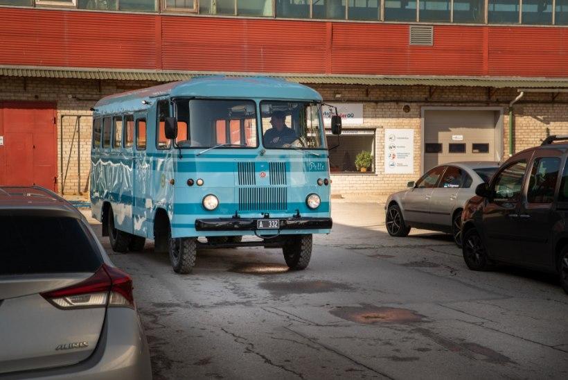 Tartu mehed äratasid elule tükikese kodulinna autotööstuse hiilgeaegadest