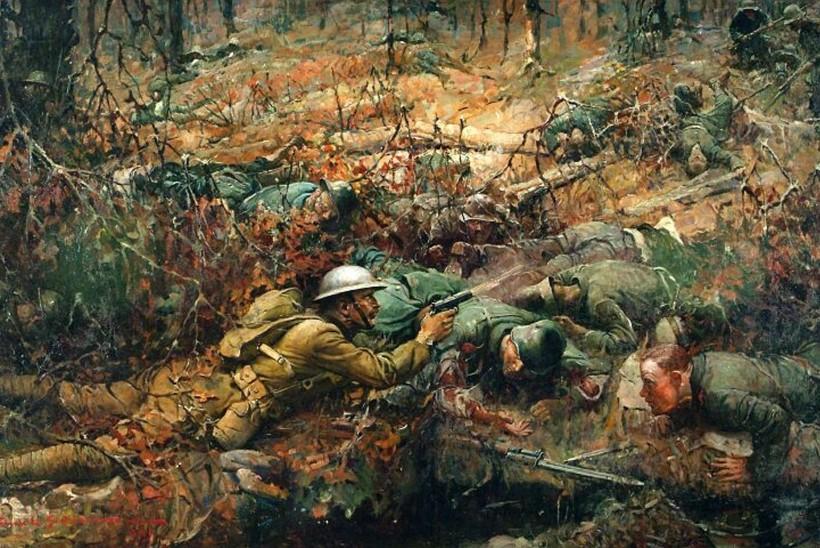 MINEVIKUHETK | 8. oktoober: ühe USA sõduri käe läbi leidis lõpu 25 sakslast