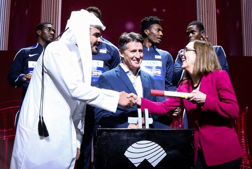 Statistika ja president: Doha MM oli läbi aegade kvaliteetseim!