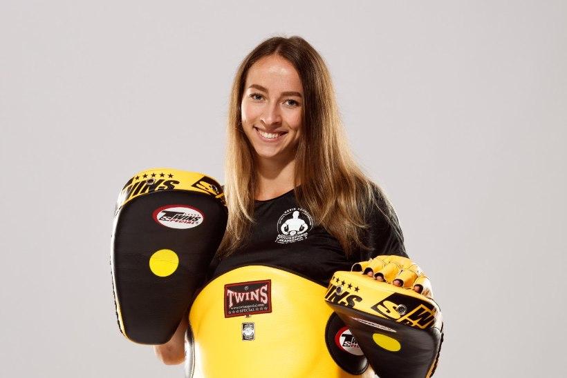 Naistevastase vägivalla vastu! Tai poksi fitnessgrupist naistele saab kaasa oskused end kaitsta