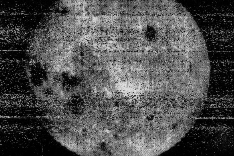 MINEVIKUHETK | 7. oktoober: kosmoseaparaat Luna 3 tegi esimese foto Kuu tagaküljest