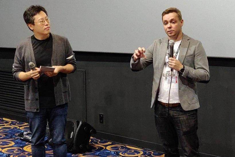 """Mängufilmi """"Tõde ja õigus"""" rahvusvaheline esilinastus toimus Busani filmifestivalil"""
