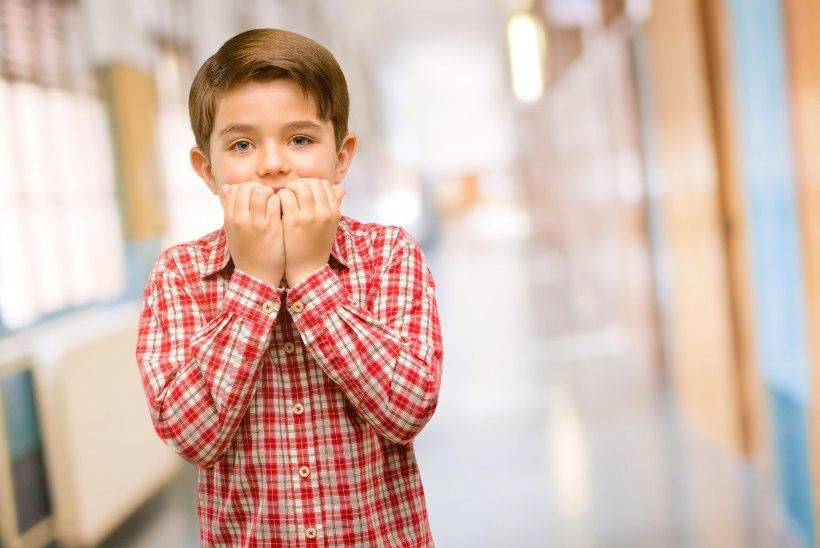 VAIMSE TERVISE HÄIRED LASTEL: neid aitab ennetada käitumisoskuste mäng