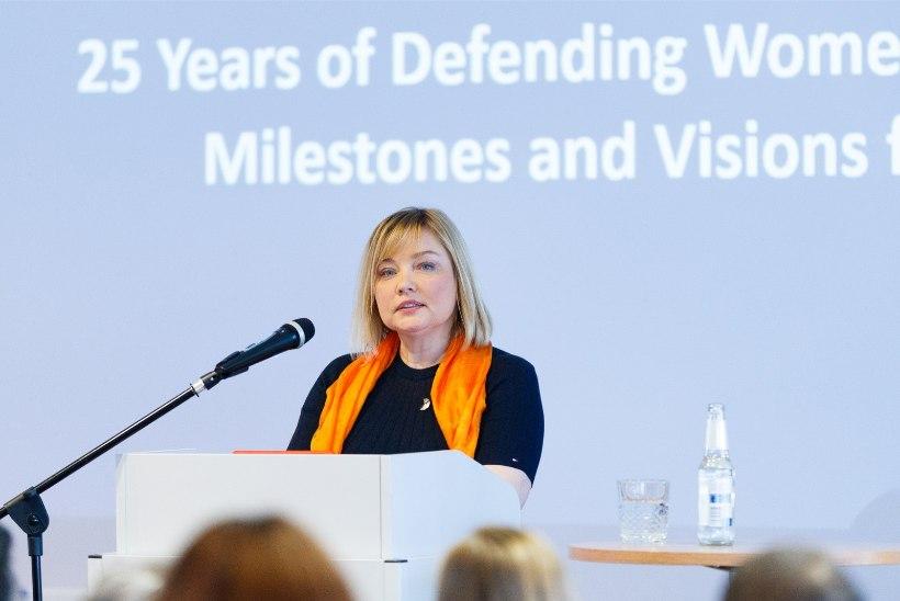 President naistevastasest vägivallast: julgesime lõpuks peeglisse vaadata