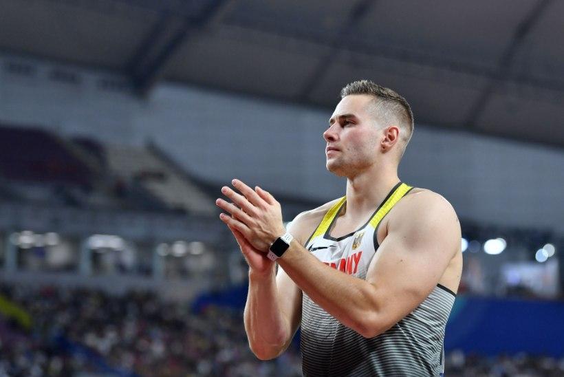 Kirdi järel MMi pronksi võitnud sakslane: olen ema surma järel võidelnud depressiooniga