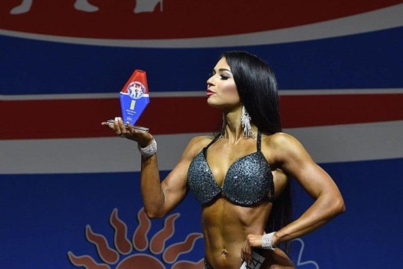 FOTOD | Imelises vormis fitnessinaised tõid taas Eestile kulda ja karda