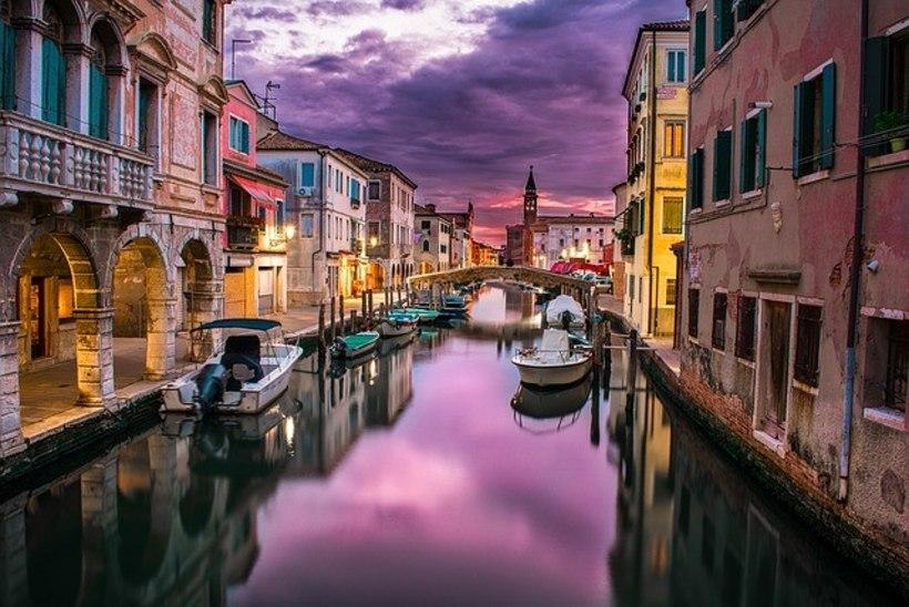 Kas Veneetsia jagatakse kaheks linnaks?