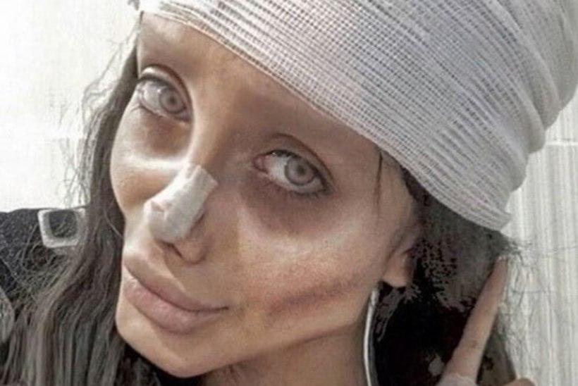 Iraani Angelina Jolie vahistati jumalateotuse eest