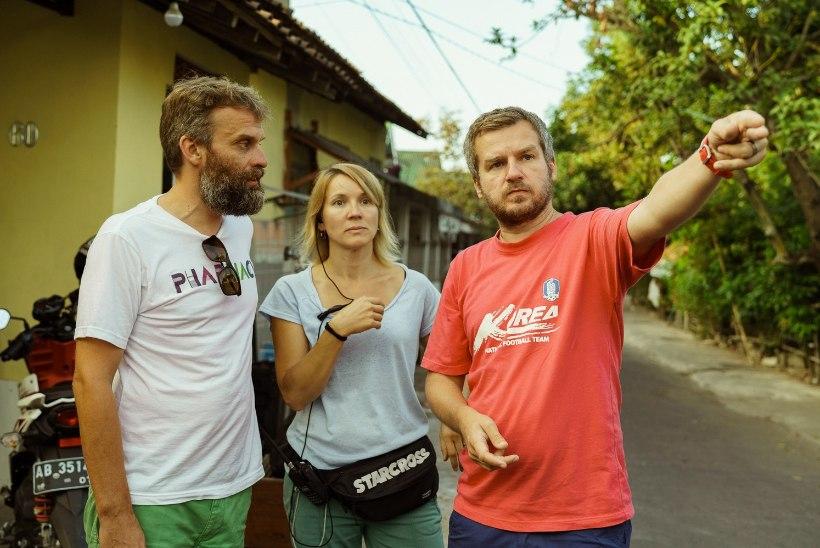 FOTOD | Eesti tippnäitlejad põrutasid džunglisse filmivõtetele