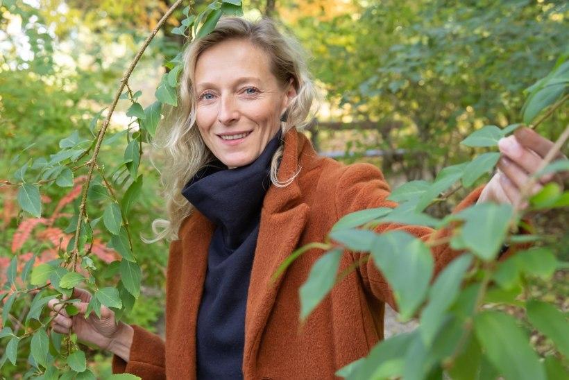 """Näitleja Ingrid Isotamm maaelust: """"Igal sügisel, kui kartul keldrisse saab, on nii mõnus tunne."""""""