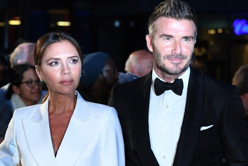 Abikaasa Victoria paljastas vutitäht David Beckhami ilu saladuse