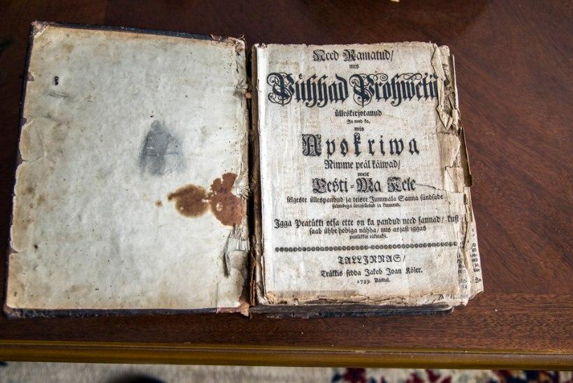 Tallinlase Jaan Paruski haruldasest piiblikogust leiab tõelisi aardeid