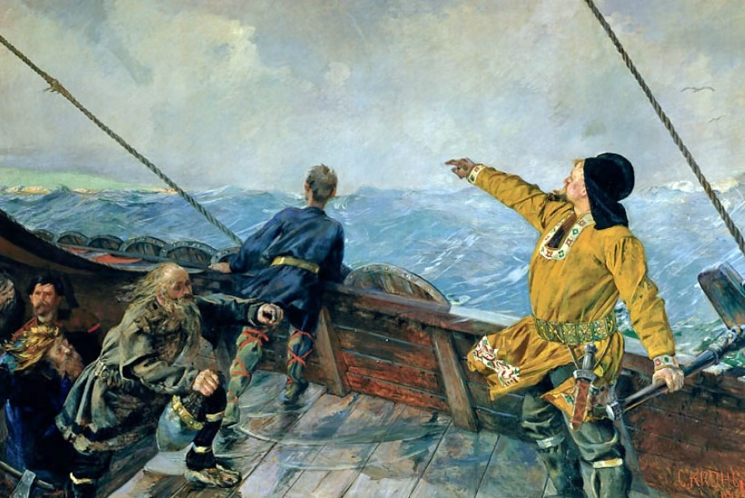 MINEVIKUHETK | 9. oktoober: viiking Leifr Eiriksson maabus esimese eurooplasena Põhja-Ameerikas