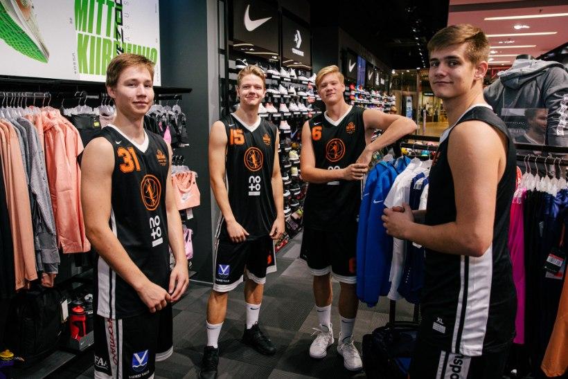 Oma noortega korvpalli meistrivõistlustele! Ilus unistus või reaalne eesmärk?