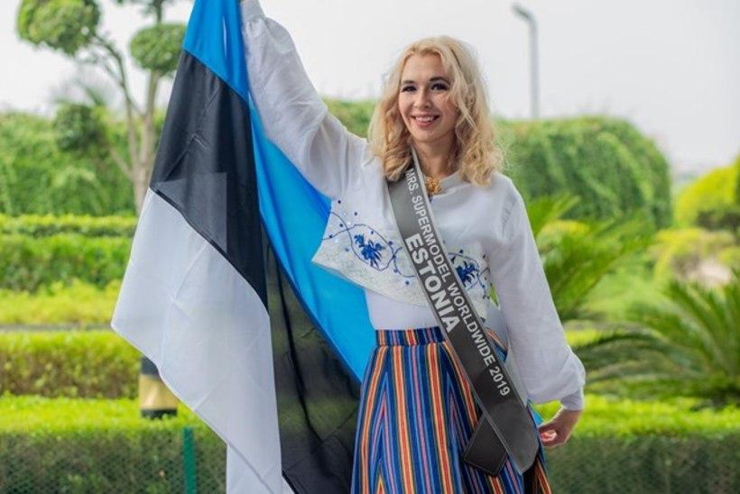 Eesti kaunitar suurel rahvusvahelisel iludusvõistlusel taas kümne kauneima hulgas!