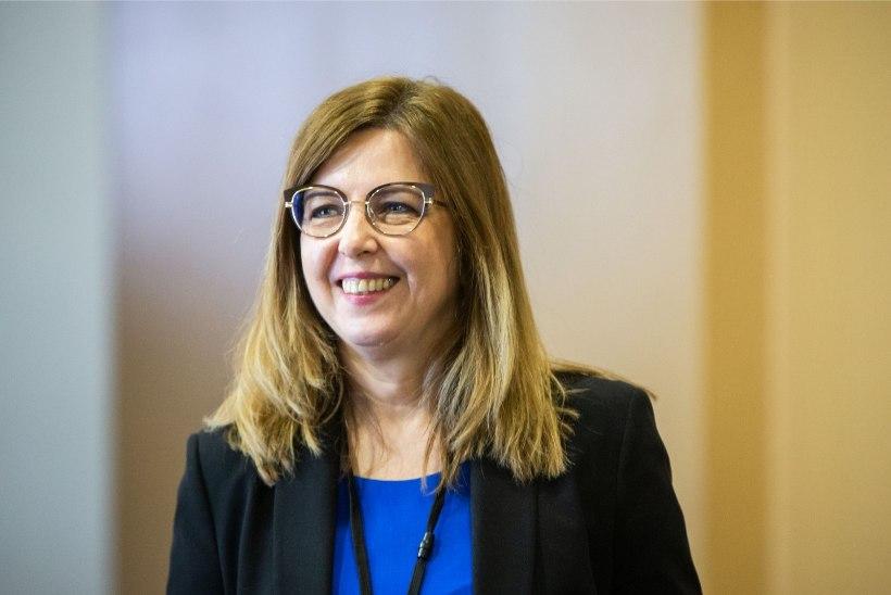 Maris Lauri hämmingus: väliskaubandusminister Kert Kingo keeldus riigikogus tutvustamast ministeeriumi eelarvet