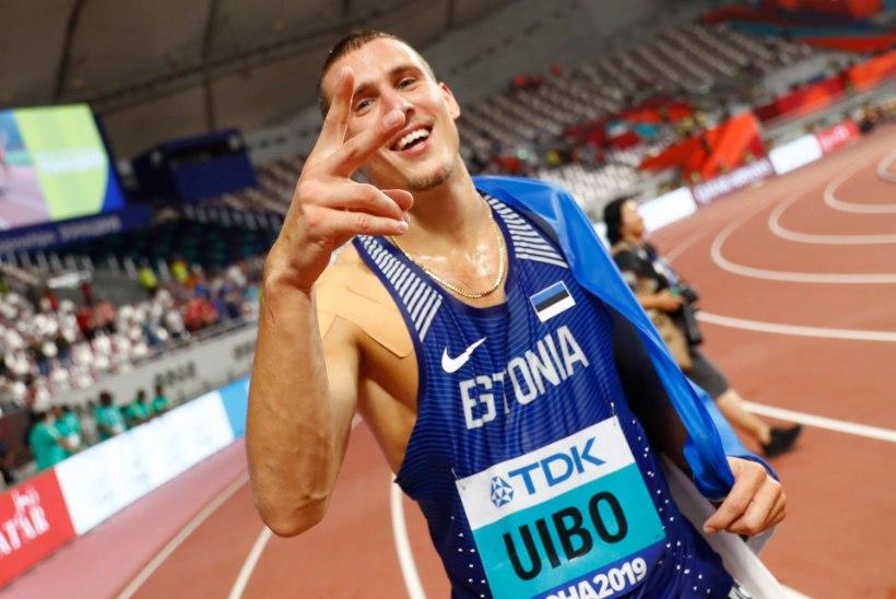 KIHVT! Dohas hõbeda võitnud Maicel Uibo püstitas eripärase MM-rekordi