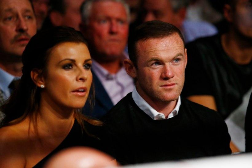 JUBE! Rooney tabas Vardy naise jõledalt teolt eriti kavalal moel