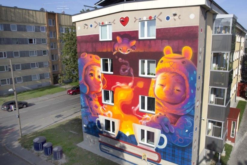GALERII | Imetle parimat renoveeritud korterelamut Eestis