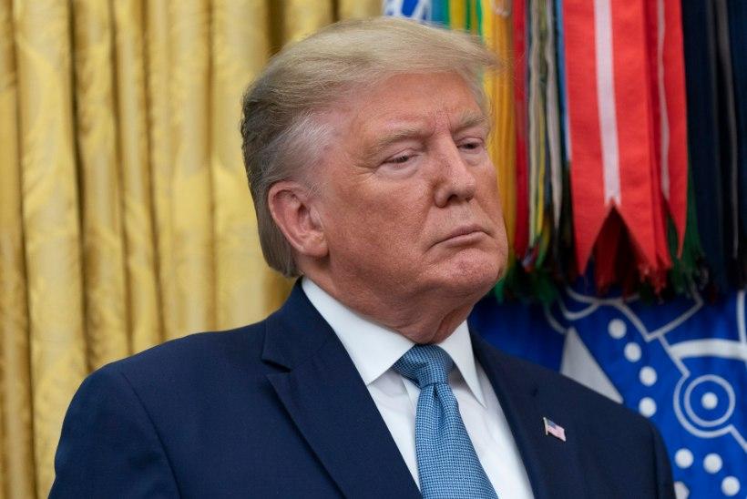Valge Maja: president Trumpi tagandamisjuurdlusega koostööd ei tehta