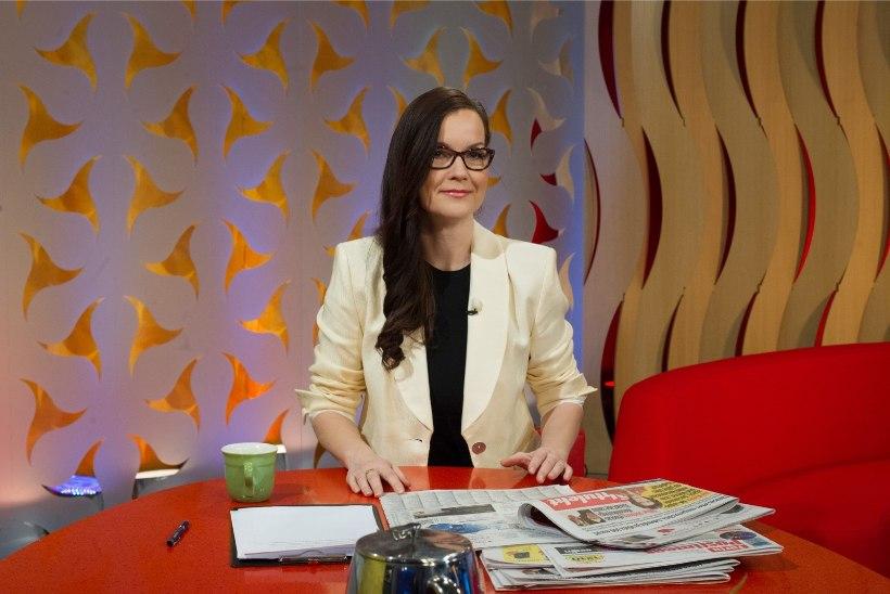 Katrin Viirpalu esimesest eetrikogemusest: käed ja jalad värisesid, aga hääl mitte