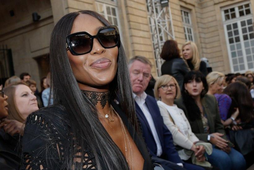 49aastane Naomi Campbell pole veel valmis emaks saama