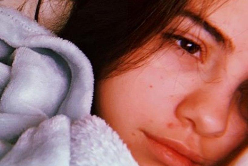 Selena Gomezi meigivaba selfi on teeninud miljoneid laike