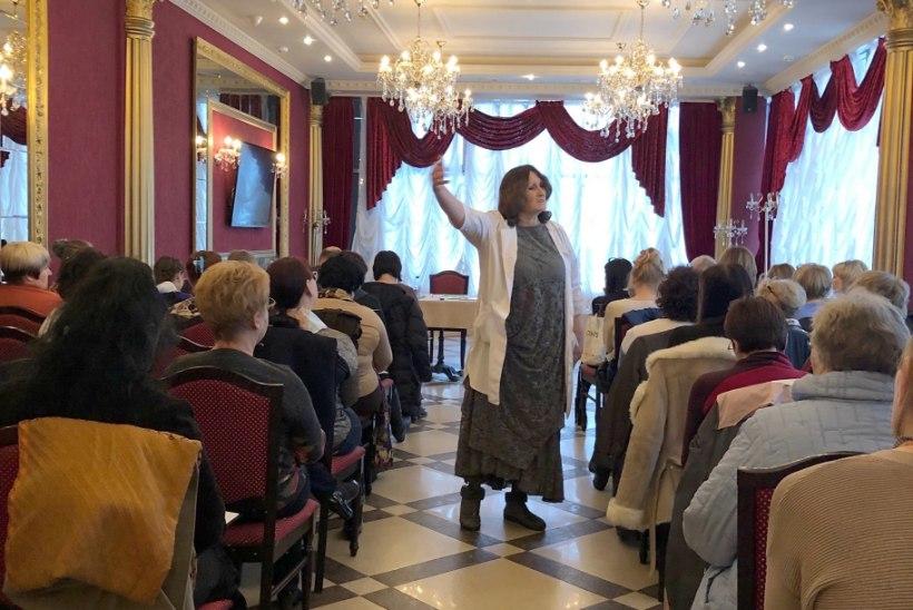 PUUDUTA MIND | Venemaa selgeltnägija Hõbedane Haldjas tuleb Eestisse rääkima sellest, kuidas kustutada mälust halvad kogemused