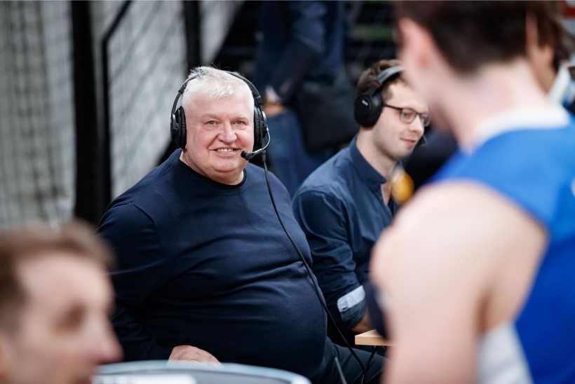 Andres Sõber | Roberts Štelmahers on Kalev/Cramo ajaloo parim treener!