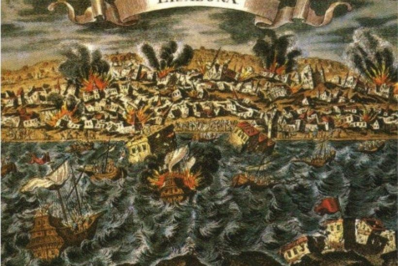 MINEVIKUHETK | 1. november: Lissaboni tabas laastav maavärin, mis hävitas kogu linna