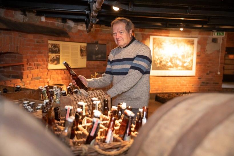 Limonaadi Joe: rasketel aegadel villiti õlu siltideta pudelitesse