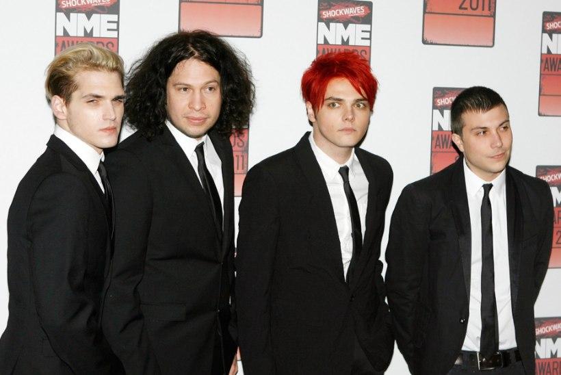 My Chemical Romance tuleb uuesti kokku