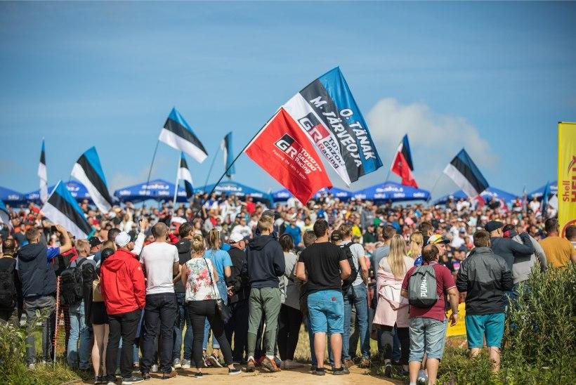 Henry Lääne | Ärge kaotage mõistust, WRC-isad