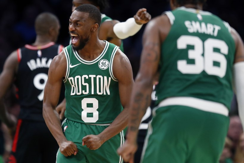 VIDEO | Seitsmenda järjestikuse võidu saanud Celtics tõusis liidriks, taas kaotanud Warriors langes viimaseks